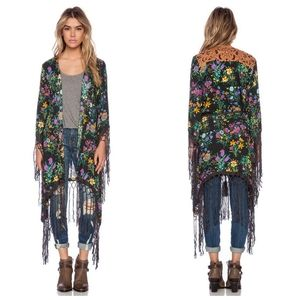 Spell and the gypsy collective queen tassel kimono
